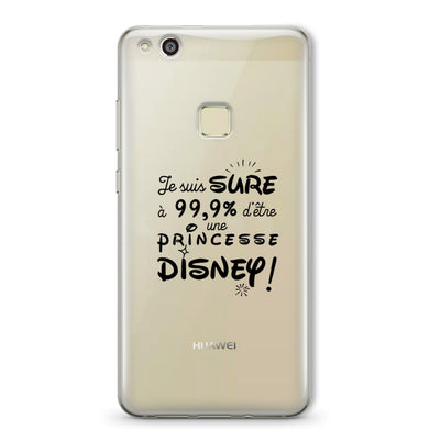 Coque huawei p10 lite princesses disney