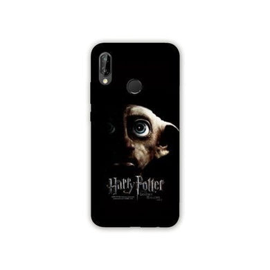 Coque Huawei P20 PRO WB License harry potter A taille unique Hollows Sombre  N