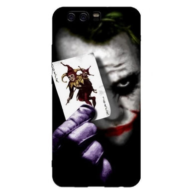 Coque Huawei Y5 2018 Joker Smile Bd Comics Cartoon Manga