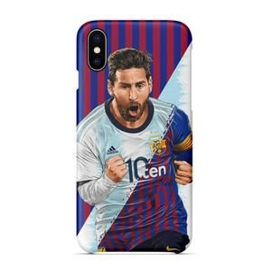 Coque iphone x messi