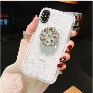 Coque iPhone X Magnifique A1 Marque luxe abeille diamant paillettes bling  iphone MAX Housse Samsung Galaxy S8 S9 S10 note9 10