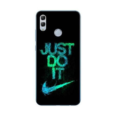 Coque huawei p smart 2019 just do it