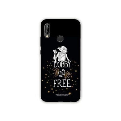 Coque Samsung Galaxy S10 PLUS WB License harry potter A taille unique  Hollows Dobby N