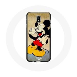 Coque Samsung Galaxy J3 2017 Mickey Mouse Moustache