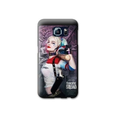 Coque Samsung Galaxy S7 Edge Suicide Squad Jambe Harley Quinn