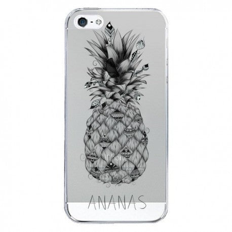 coque de telephone iphone 5s ananas