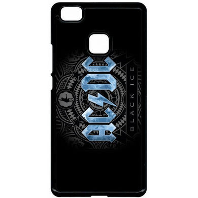 Coque huawei p9 lite acdc black