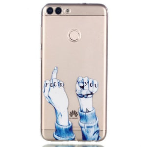 coque huawei p smart+