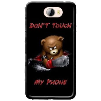 coque huawei y5 ii don't touch my phone