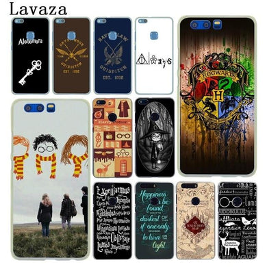 Coque pour huawei y6 2017 harry potter