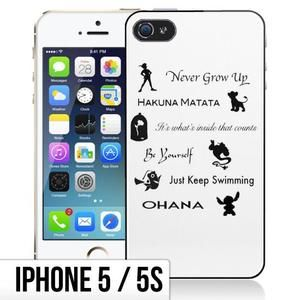 coque iphone 5s citation