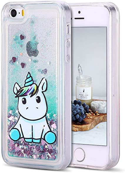 coque iphone 5s licorne