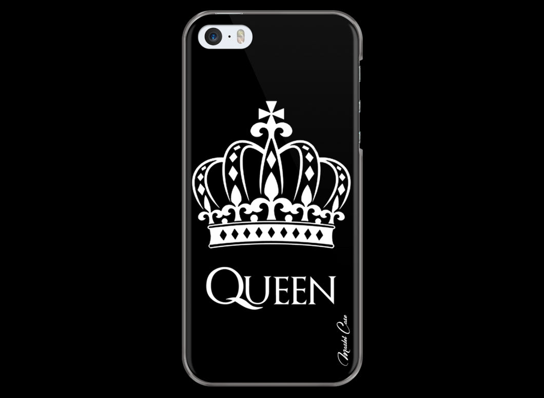 coque iphone 5se queen