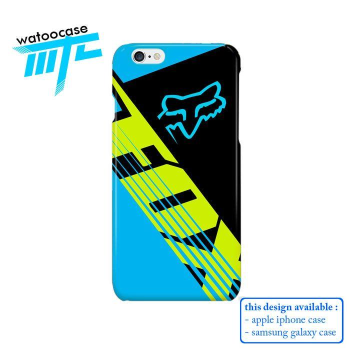 coque iphone 6 fox racing