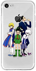 coque iphone 6s hunter x hunter