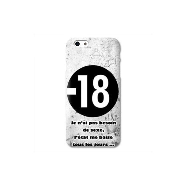 coque iphone 7 drole