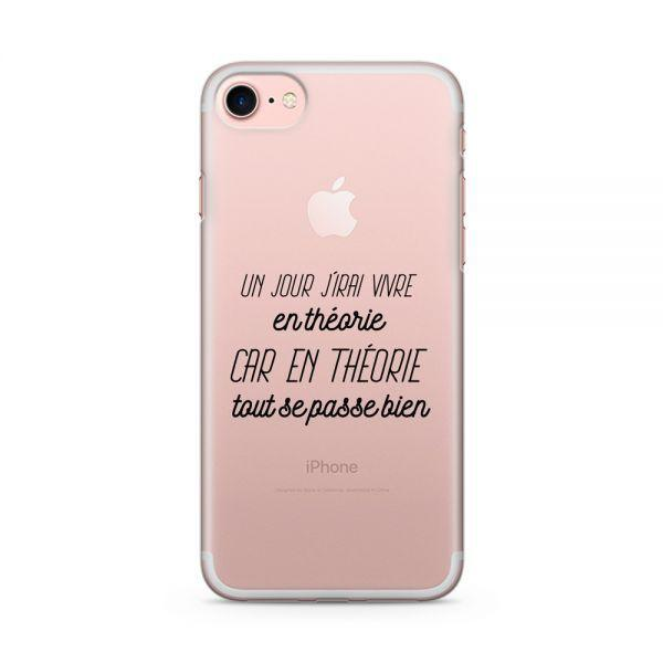 coque iphone citation
