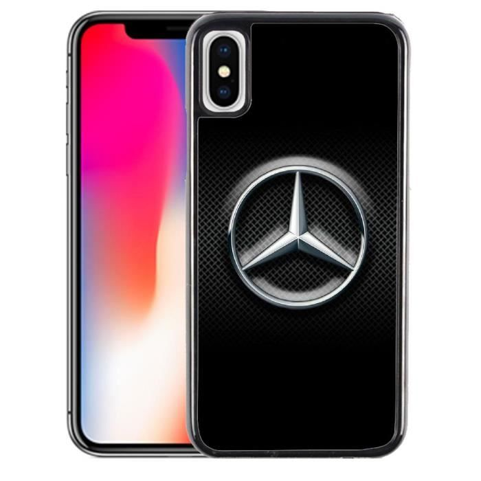coque iphone xr mercedes