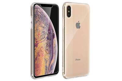 coque iphone xs max transparente apple