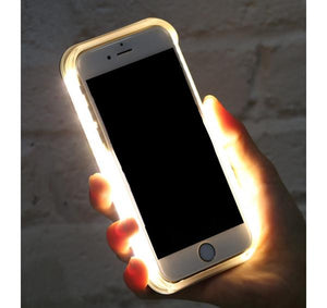 coque led iphone