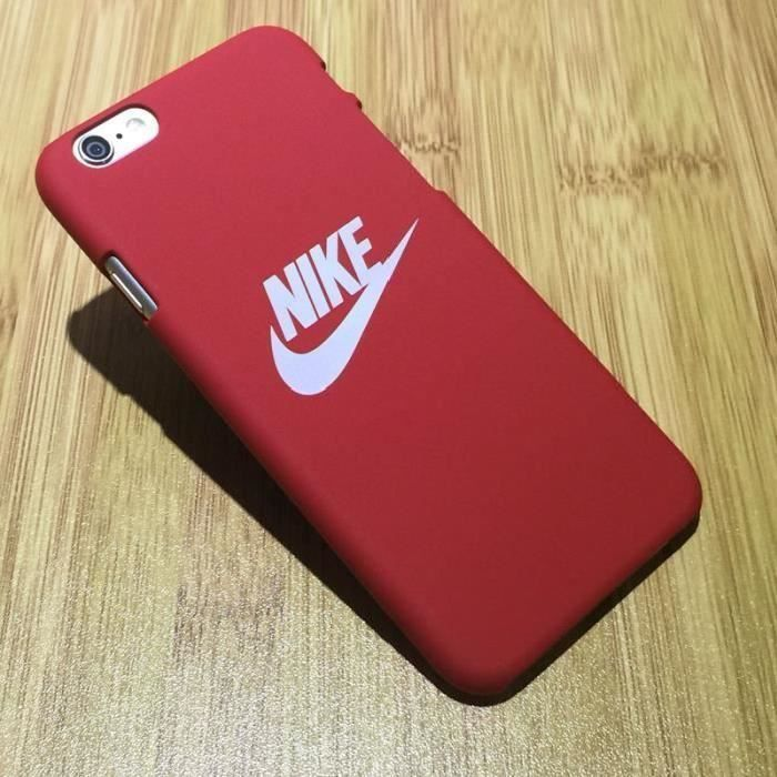coque nike rouge iphone 5s