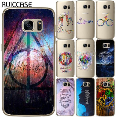 Coque Samsung Galaxy S5 Harry Potter Voie 9 3