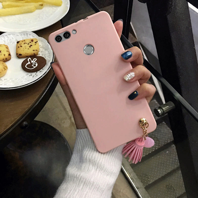 coque silicon huawei p smart