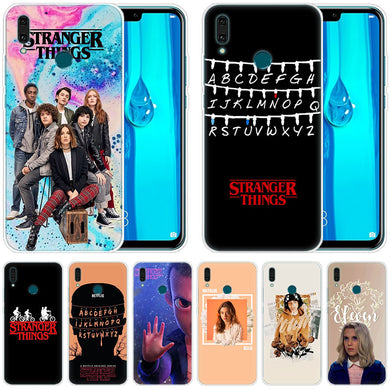 Coque huawei y5 2018 stranger things