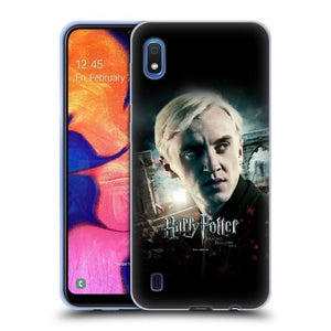 Officiel Harry Potter Bellatrix Lestrange Deathly Hallows VIII Coque en Gel  molle pour Samsung Galaxy A20e (2019)