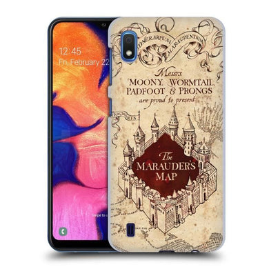 Officiel Harry Potter The Marauder's Map Prisoner Of Azkaban II Coque en  Gel molle pour Samsung Galaxy A70 (2019)