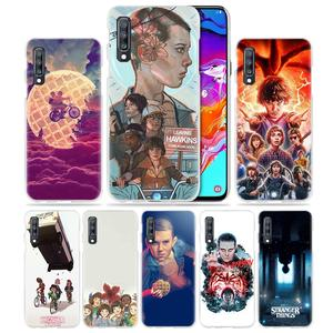 Coque samsung a50 strangers things