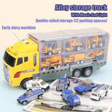 Load image into Gallery viewer, Alloy Simulation Car Model Toy For Kids Vehicle Gift