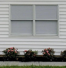 Load image into Gallery viewer, 1-way Vision Horizontal Blinds (Applies to Exterior)