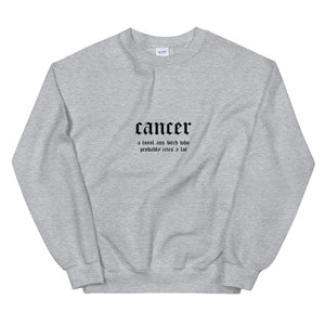 Cancer Crew (Grey)