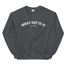 Load image into Gallery viewer, Varsity Crew (Dark Grey)