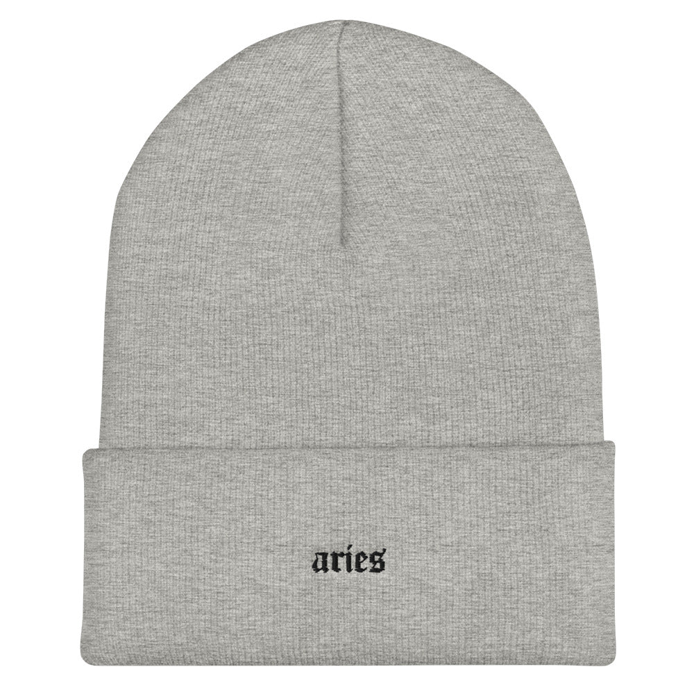 Aries Toque (Grey)