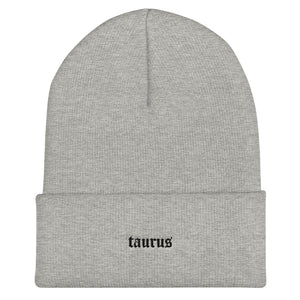 Taurus Toque (Grey)