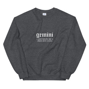 Gemini Crew (Dark Grey)