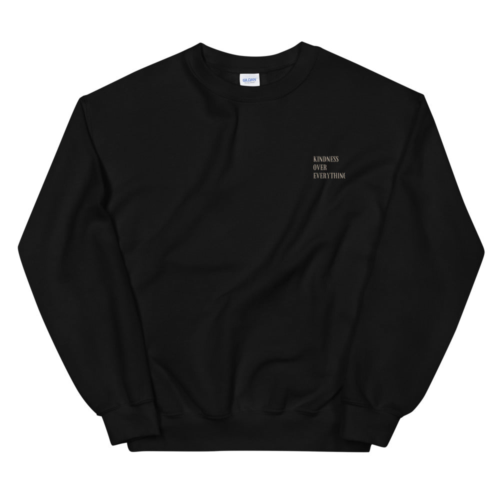 Kindness > Everything Crew (Black)