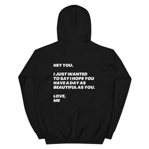 Hey You Hoodie (Black)