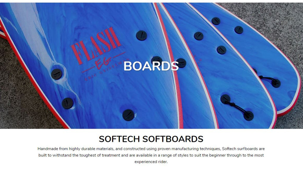 Foam Top Boards