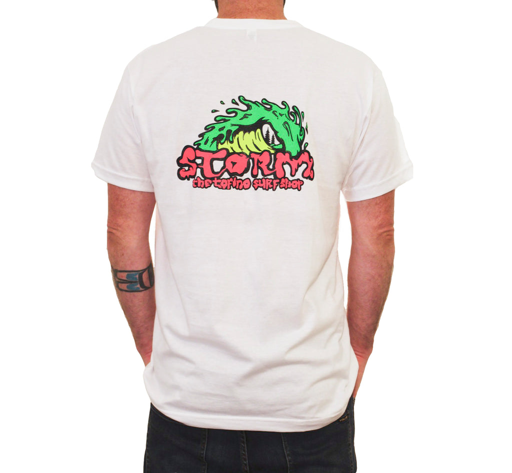 "The ""Slime Wave"" Tee"