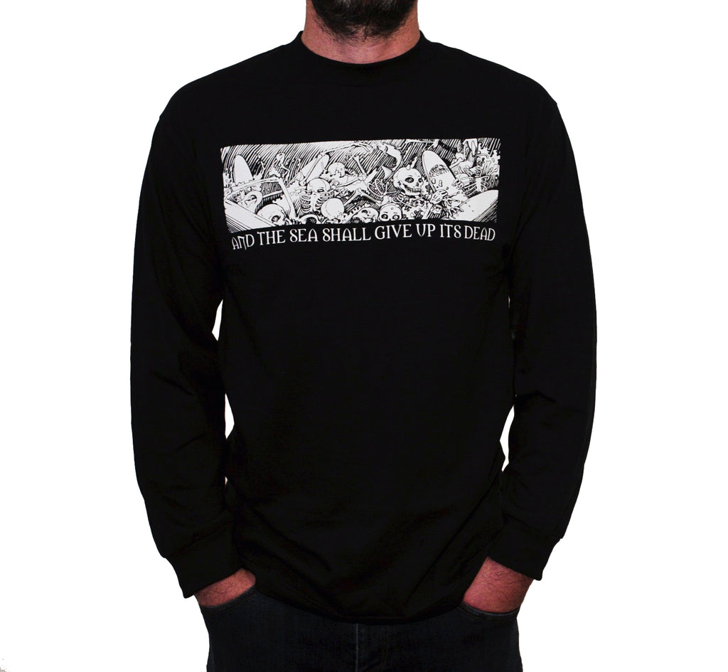 "The ""Boneyard"" Long Sleeve"