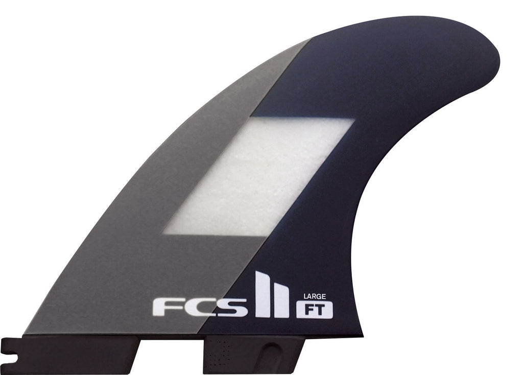 FCS II FT PC Tri Fins
