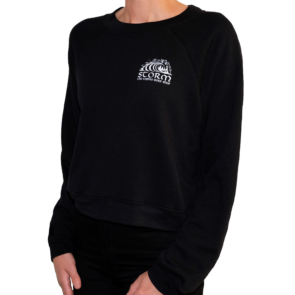 "The Women's ""Classic"" Crop Sweater"
