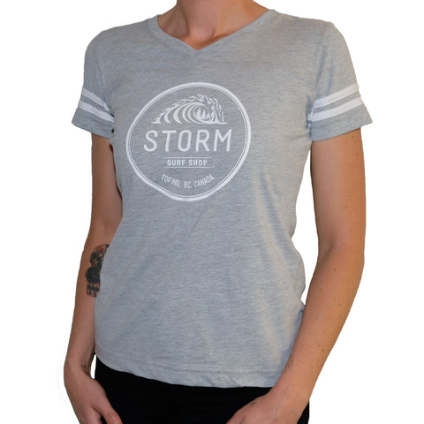 "The Embroidered ""Storm"" Crew"