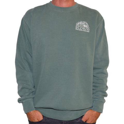 "The ""Shred"" Pullover"