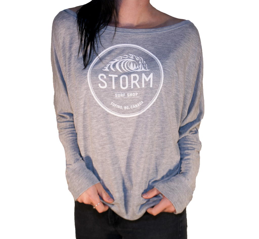 "The Women's ""Essential"" Long Sleeve"