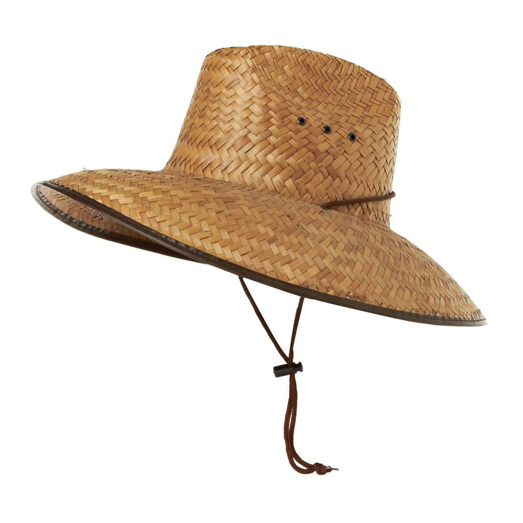 52be40d9a3572 Headhunter Classic Lifeguard Straw Hat S M – Storm Surf Shop