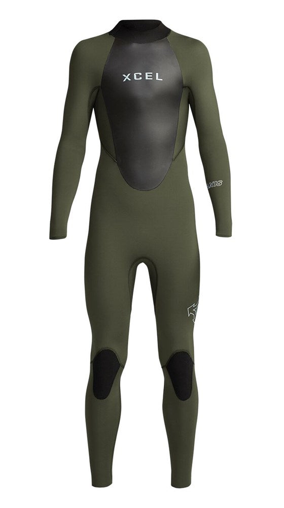 Youth Axis Back Zip Fullsuit 3/2
